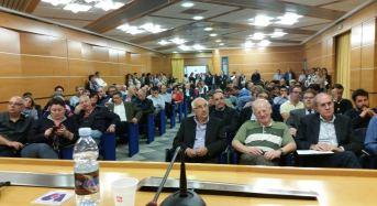 """Consenso """"bulgaro"""" a Ragusa per l'approvazione della piattaforma contrattuale dei bancari"""