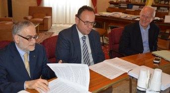 Firmata convenzione tra la CCIAA di Ragusa e la Fondazione San Giovanni Battista