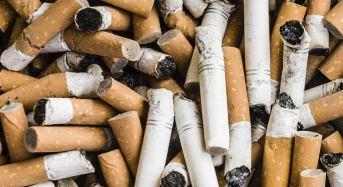 Lotta al fumo. Una sigaretta al giorno basta per causare danni alla salute
