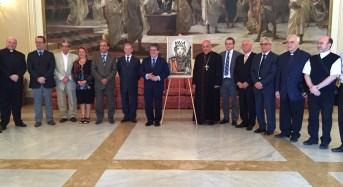 Festa Sant'Agata: Sindaco e Arcivescovo presentano in Municipio il nuovo Comitato.