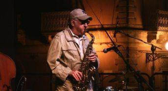Il sax 'morbido' di Lee Konitz ha chiuso   il terzo weekend del Vittoria Jazz Festival