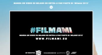 Milano. Dal 1 al 7 giugno i cittadini raccontano la città in video di 90 secondi per il progetto 'FilmaMI'