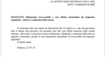 """ARS RESPINGE DIMISSIONI FERRANDELLI MA L'INTERESSATO RISPONDE: """"NO GRAZIE!"""""""