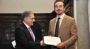 Conferito a un team di ricercatori dell'INGV il premio J-STARS Prize Paper Award