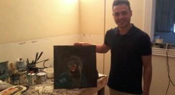 La pittura del giovane artista acatese Giuseppe Stornello