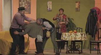 """Acate. """"2015…Odissea nell'ospizio"""". Commedia in due atti di A.Leotta, questa sera al Castello con la compagnia teatrale """"Il Melograno"""" di Santa Venerina."""