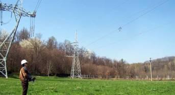 Concordia sulla Secchia. Messa in sicurezza delle linee elettriche.