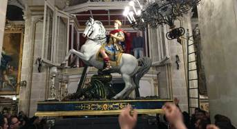 Ragusa. Definito programma festeggiamenti Patrono San Giorgio Martire