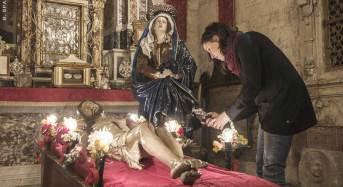 Un lavoro di documentazione cinematografica Settimana Santa modicana e Madonna Vasa Vasa