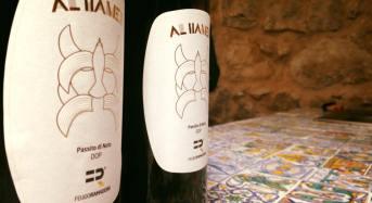 """Vinitaly 2016: Moscato passito Dop """"Al Hamen"""" della cantina Feudo Ramaddini selezionato tra le """"5 Star Wines"""""""