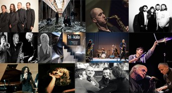 Along Came Jazz: Le Terme di Roma a Tivoli sostengono il ritorno di un grande festival (6-21 luglio)