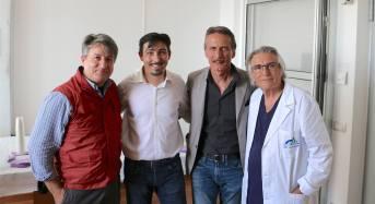 Pillole di prevenzione, Cesare Bocci protagonista della campagna promossa da OBS ed AIRC Ragusa