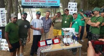 """Ragusa, 6ª Edizione Giornata ecologica. Porsenna (M5S): """"Ringrazio tutti i volontari per questa splendida tre giorni di sport ed impegno civico alla diga Santa Rosalia"""""""