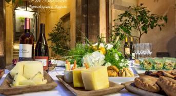 """Ragusa Ibla,  tutti i venerdì """"Apericena a Palazzo Arezzo di Trifiletti con visita guidata"""""""