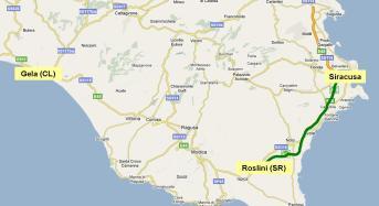 Autostrada Siracusa-Gela: Riapertura tratto da Cassibile verso Svincolo Siracusa-Canicattini Bagni