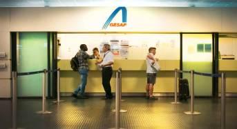 Aeroporto Palermo: Apre nuova hall arrivi iper tecnologica e colorata in tremila metri quadrati dedicati ai passeggeri, dal rent a car all'info-point