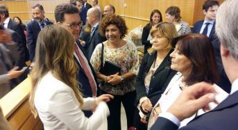 """Boschi a Bruxelles. Giuffrida (PD): """"Riforme rendono più forte il """"sistema Italia"""" in Europa"""""""