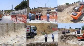 """Ponte Ristallo – Masicugno, Calvo: """"I lavori proseguono secondo crono programma"""""""