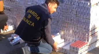 """Operazione """"fumo dell'est"""": Scacco matto al commercio di """"bionde"""" illegali"""