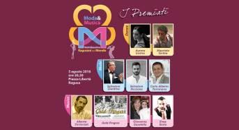 """Appuntamento per il 5 agosto: Musica, moda, sport: Mix perfetto della prima delle due serate del premio """"Ragusani nel mondo"""""""