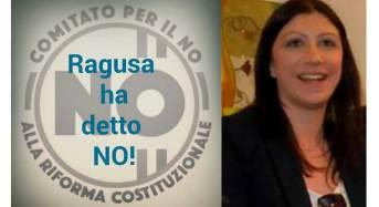 "Valentina Spadaro: ""Ragusa ha detto NO!"""