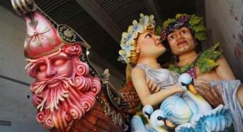 Acireale. Tutti pazzi per «il più bel carnevale di Sicilia»