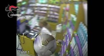 Santa Maria Capua Vetere. Rubava ingenti quantità di prodotti cosmetici e denaro contante: Arrestata