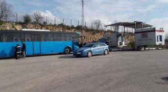 """Operazione """"Truck and Bus"""" . Mezzi pesanti e autobus di linea nel mirino della Polstrada"""