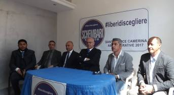 Santa Croce Camerina, è ufficiale la candidatura a sindaco di Lucio Schembari (VIDEO)