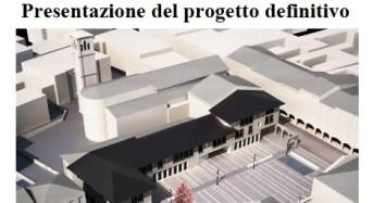 Concordia sulla Secchia. Giovedì 9 marzo, Sala Consiliare: Presentazione nuova Piazza via Garibaldi.