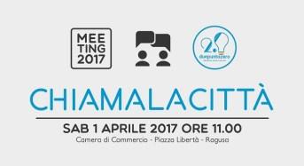 """""""CHIAMALACITTA'"""", Laboratorio 2.0 promuove il Meeteng 2017"""