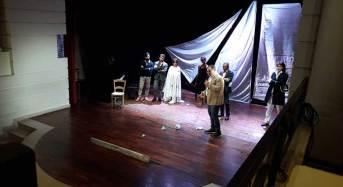 """Andata in scena la prima nazionale di """"Corto Maltese – conversazione con Irene"""""""