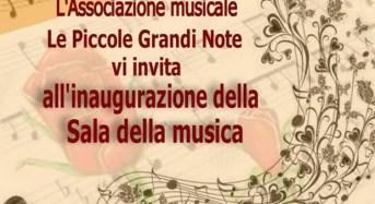 """Acate. Inaugurazione questa sera alle ore 19 della """"Sala della Musica"""" presso il Castello dei Principi di Biscari."""