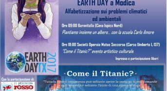 """Anche Modica celebra """"La Giornata della Terra"""""""