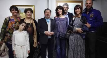 """Amedeo Fusco ha inaugurato """"Omaggio ad Angelo Campo"""" a Ragusa"""
