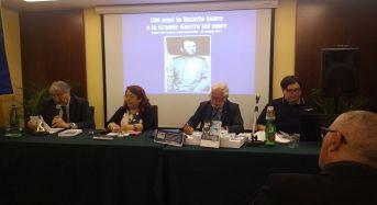 Il Rotary Club Caserta Luigi Vanvitelli incontra il nipote dell'eroe Nazario Sauro