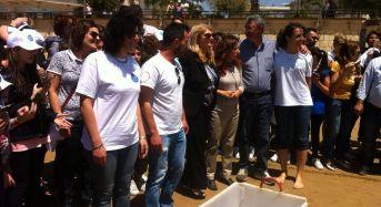 """Sabato scorso liberazione tartaruga caretta caretta a Marina di Ragusa, Marino: """"Momento coinvolgente ed emozionante"""""""