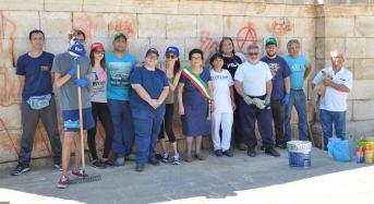 Santa Croce Camerina, l'associazione A.R.C.A.N.A ripulisce l'area di Fonte Paradiso