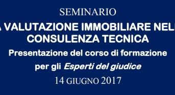 """Catania. Geometri: In programma il seminario """"La valutazione immobiliare nella consulenza tecnica"""""""