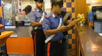 Palermo. Controlli dei carabinieri sul lungomare della movida: multa da 110mila euro per un locale