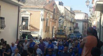 """Chiaramonte Gulfi. Il tradizionale """"Cuncursu"""" e la salita verso la chiesetta hanno chiuso ieri pomeriggio i solenni festeggiamenti di Maria Santissima delle Grazie"""