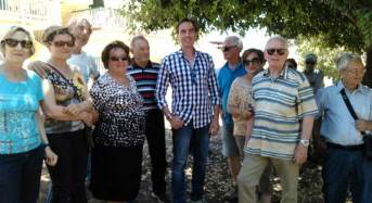 L'associazione Pericentro incontra i residenti di contrada Nave a Marina di Ragusa