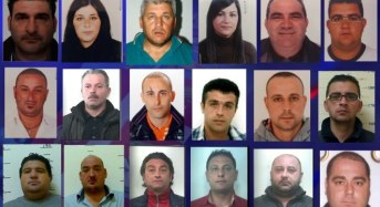 """Vittoria e Comiso, mafia. Operazione """"Proelio"""": Arrestati affiliati a """"cosa nostra"""" – FOTO"""