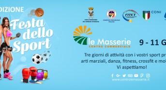 """Ragusa. """"VIII edizione Festa dello Sport"""" conto alla rovescia: da venerdì 9 a domenica 11 giugno"""