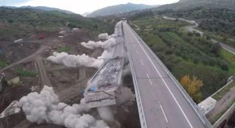 A19, crollo viadotto Himera I: Concluse le indagini, scattano gli avvisi agli indagati