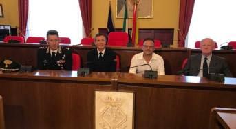 Comiso. Concerto della Banda Nazionale dell'Arma dei Carabinieri