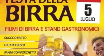 """Concordia sulla Secchia. """"Festa della birra""""."""