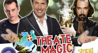 """""""Theate Magic Summer 2017"""", il sogno della magia si ripete per le strade del centro storico di Chieti"""