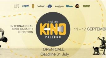 KinoPalermo invita a partecipare alla terza edizione del KinoKabaret