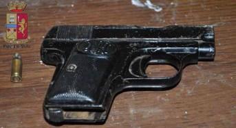 Pistola carica e cocaina. In manette un pluripregiudicato messinese.